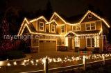 Свет шнура СИД рождества для украшения дома