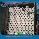 Дверь PVC высокого качества навального штока померанцовая ясная гибкая пластичная покрывает Rolls