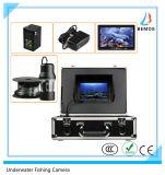 """20m/50m 7 """" LCD水中釣CCD釣カメラDVR"""