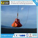 Gru a benna elettrica idraulica della copertura superiore di telecomando di manipolazione in blocco