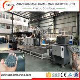 Machine jumelle de pelletisation de boudineuse à vis pour la réutilisation de film plastique