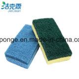 Les produits de mousse d'éponge de cellulose, emploient extensivement, nettoyant l'éponge