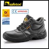 Sapatos de segurança aprovados pela S3 Src com dedo de pé de aço