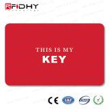Tarjeta elegante impresa de RFID MIFARE DESFire EV1 2K