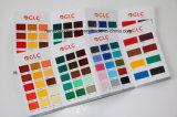 Serviço de impressão para o cartão da cor da pintura do assoalho da cola Epoxy da emulsão