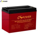 Batterie profonde de gel du cycle 6V 220ah de chariot de golf/présidence de roue