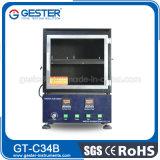 GT-C34b het de automobiel Horizontale Kamer van de Vlam & Meetapparaat van de Brandbaarheid