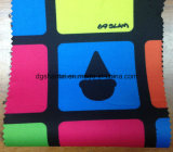 Neoprene laminato con differenti tessuti