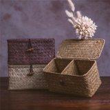 La mayoría de la cesta hecha a mano popular de la paja (BC-S1251)