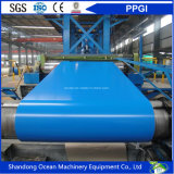 Bobina de PPGI/PPGL/Galvanized/Galvalume/Steel/folha da telhadura