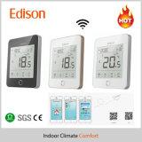 Termóstato eléctrico de la calefacción por el suelo con WiFi para el teléfono celular androide del IOS