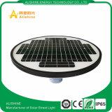 La luz solar del jardín del estilo popular del UFO 2017 con la batería recargable del Li-ion