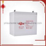 55ah標準12V大きい国の連続的な排出電池