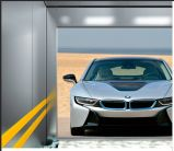 使用できる前部および後部ドアの開始を用いる自動車車の上昇