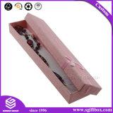 Papierverpackenhalsketten-Silk Futter-Schmucksache-Kasten kundenspezifisch anfertigen