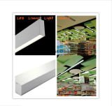 la luz linear linear de 40W LED Lamp/LED con el color blanco y el color del negro para eligen