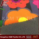 Напечатанный Crepe поли с тканью Softshell полиэфира TPU с ваткой