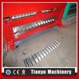 Gewölbte Metalldach-Panel-Blatt-Rolle, die Maschine To100 bildet