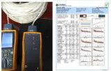 Cabo do áudio do conetor de cabo de uma comunicação de cabo dos dados do cabo do teste/computador do solha da passagem de UTP CAT6 23AWG