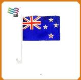 Neuseeland-Markierungsfahnen-dekorative nationale Auto-Markierungsfahnen (HYCF-AF040)