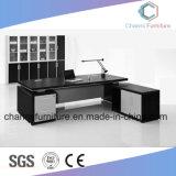 Верхнее качество деревянный l стол офиса таблицы формы