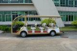 세륨을%s 가진 중국 Rariro 공장 14 Seater 전기 관광 차량