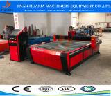Врезанный автомат для резки плазмы CNC управлением компьютера для металла