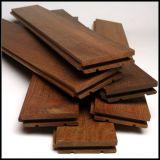屋内使用法のための固体Ipeの木の床