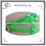 Étiquettes passives de câble de joint d'IDENTIFICATION RF de la fréquence ultra-haute en gros Gen2 de Shenzhen