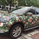 Tsautop 1.52 * 30m Camouflage Car Vinyl Wrapping Self Adhesive Waterproof Air Bubble Free Car Wrap Vinyle PVC Sticker