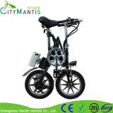 Klassisches elektrisches faltendes Fahrrad mit 7 Geschwindigkeit