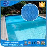 Landy blauer Luftblasen-Swimmingpool-Solardeckel für Inground Pool