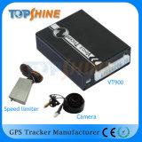 El perseguidor de gran alcance Vt900 del vehículo del GPS del localizador inconsútil del GPS con el motor cortó