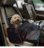 Foldable航空会社は小さい犬猫のためのペット旅行買物袋を承認した