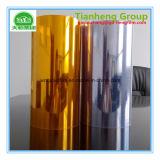 Пленка PVC золотистая серебряная твердая для упаковки еды шоколадов