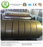 Aluminium résistant de brouillon enduit par couleur d'AA3003 H18 pour la porte d'obturateur de rouleau