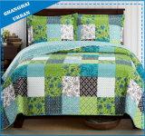 イギリスの庭デザイン綿の羽毛布団カバー寝具セット