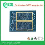 Плата с печатным монтажом PCB золота погружения разнослоистая (OEM)
