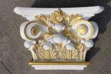 Décoration Hn-8802 d'unité centrale romaine de fléau/pilier de polyuréthane