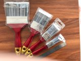 Cepillo de pintura plástico de la maneta con los filamentos de PBT materiales