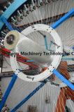 Axes de la fibre 176 de carbone tressant la machine