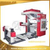Color 2 no tejido/maquinaria de impresión flexográfica del papel