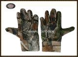 Перчатки рыболовства напольных спортов, более теплые перчатки