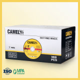 High Quality Camel Abrasive Disc with Two Fiber Glass