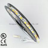 DC12V SMD5050 impermeabilizan la cinta flexible del LED para el diseño casero