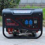 バイソン(中国)の工場価格BS3500L 2.8kw AC 220V単一フェーズ販売のためのAir-Cooledガソリン発電機