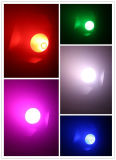Funcionamiento 150W de interior RGB 4 en 1 luz de la MAZORCA