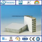 Panneau en aluminium de nid d'abeilles pour le revêtement de façade