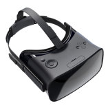 Smartek Vr todo em uma engrenagem da realidade virtual dos vidros de Google 3D, caixa de Vr com a caixa Android de Vr do cartão do ósmio 1GB/8GB Google do núcleo do quadrilátero da tela de FHD