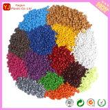 Masterbatch verde para la resina del policarbonato